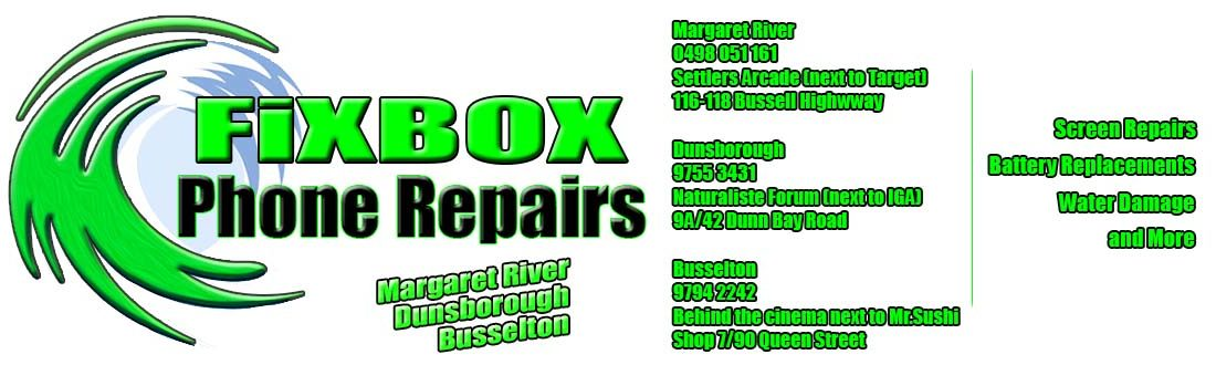 FiXBOX Phone Repairs